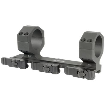 Midwest Industries 30mm Heavy Duty QD Scope Mount Zero Offset