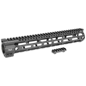 "Midwest Industries Armalite AR10 One Piece Free Float Handguard 15"", M-LOK™ compatible"