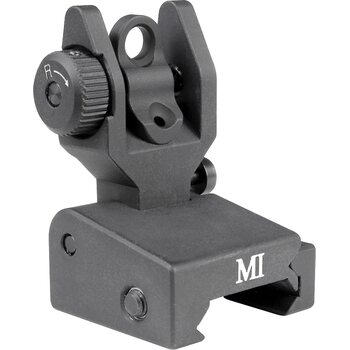 Midwest Industries Same Plain Low Profile Rear Sight
