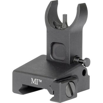 Midwest Industries Low Profile Flip Front Sight, Locking